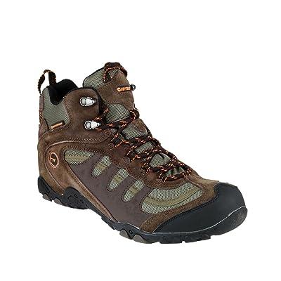Hi-Tec Penrith Mid, Chaussures de Randonnée Hautes Homme, Noir