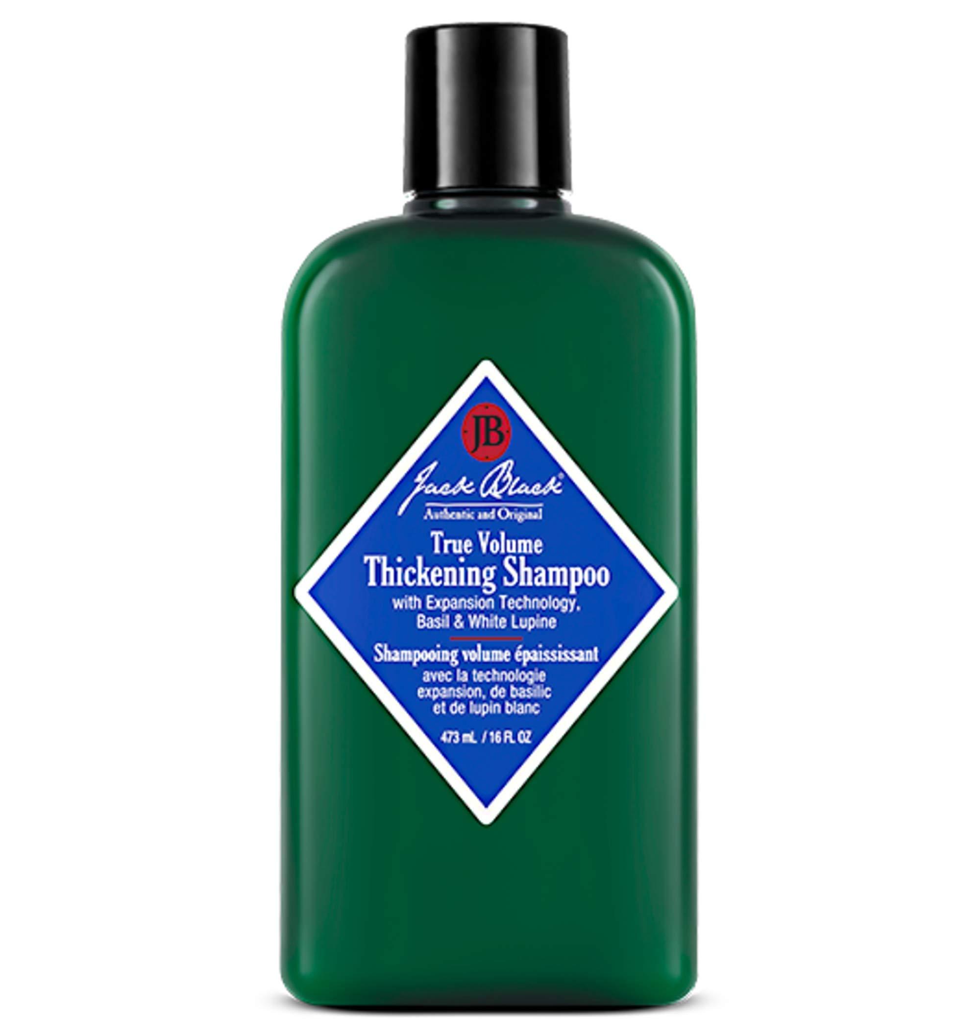 Jack Black True Volume Thickening Shampoo 473 ml