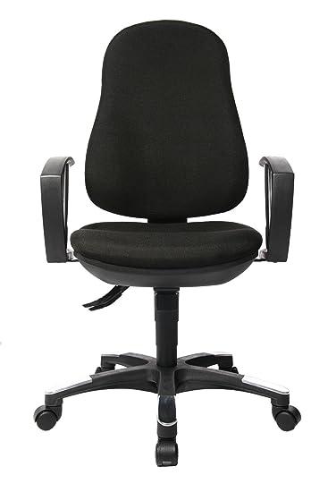 Schreibtischstühle Ergonomisch topstar 9020ag20 trend sy 10 bürostuhl schreibtischstuhl