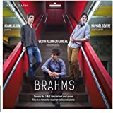 Brahms: Sonata No. 1 & 2 for Clarinet and Piano - Trio in A Minor for Clarinet, Cello and Piano