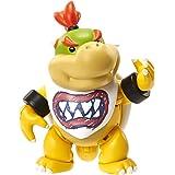 "World of Nintendo 4"" Bowser Jr. with Bib Action Figure"