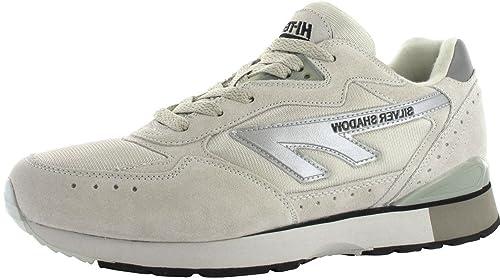 HiTec Silver Shadow 2 Unisex Trainer PU Sole Adult Athletic Sport Footwear Grey  B01ICY4P38