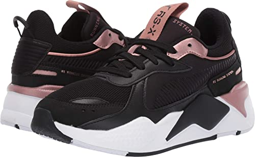 puma rs x trophy women's rose gold