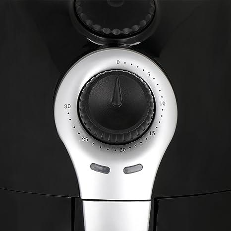 Amazon.com: Zeny eléctrico freidora de aire última ...