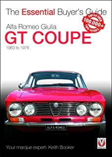 Alfa Romeo Giulia GT Coupe (The Essential Buyers Guide)