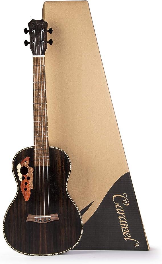 Caramel CT904 Tenor Acoustic Electric Guitar