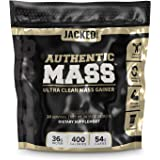 Authentic Mass Gainer - Clean Weight Gainer Protein Powder for Lean Muscle Growth - Muscle Building Bulking Mass Builder…