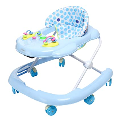 c9bc9980c Buy Tiffy & Toffee Maxtrem Baby Walker (Royal Blue) Online at Low Prices in  India - Amazon.in