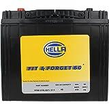 Hella FF60 010.021-311 Icon 12V 45AH 55B24LS Car Battery (No Exchange)
