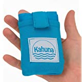 Kahuna Pocket Blanket - Waterproof Outdoor Blanket. The Perfect Pocket Size Blanket for Travel, Picnic and Camping. Ideal Ground Sheet For a Concert or Festival, or a Sand Free Day at the Beach