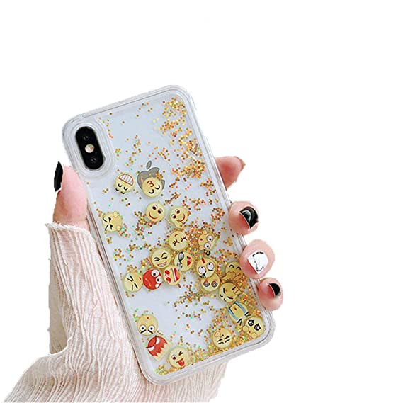 ae47f72226 Image Unavailable. Image not available for. Color: Liquid Sequins Phone Case  for iPhone Glitter Full Cover Liquid Quicksand Cases ...