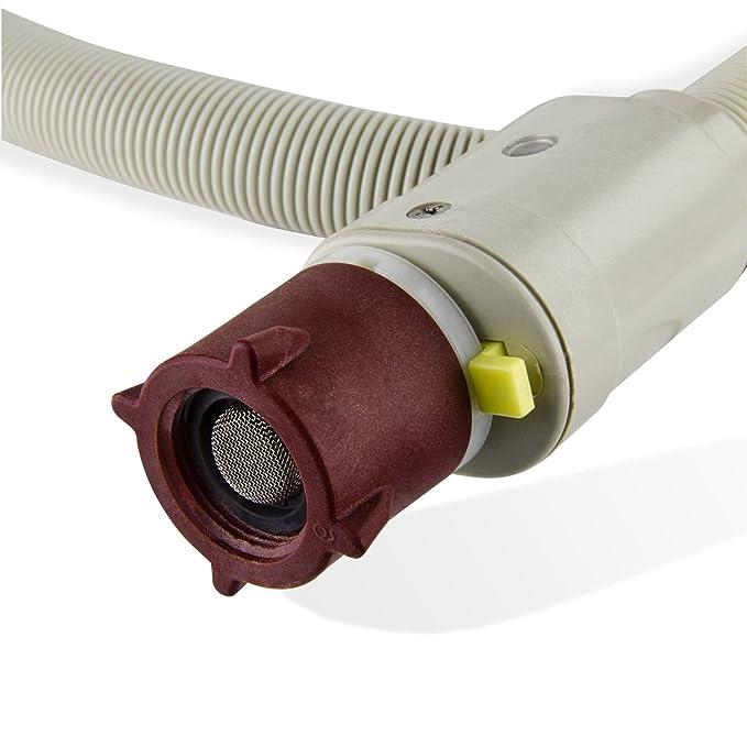 Stabilo-Sanitaer Sicherheits Zulaufschlauch 3//4 Zoll 3m Anschlu/ßschlauch Schlauch Waschmaschine Aquastop Platzsicherung Zulaufstop Wasserstop