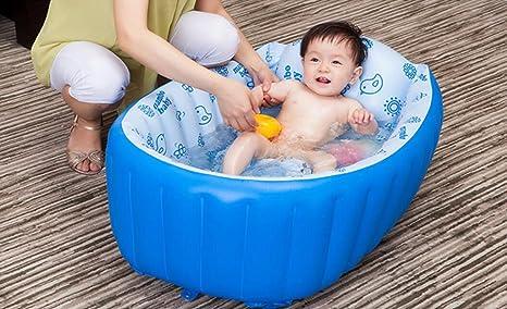 Vasca Da Bagno Bambini : Vasca da bagno in plastica bambino gonfiabile bagno vaschetta per il