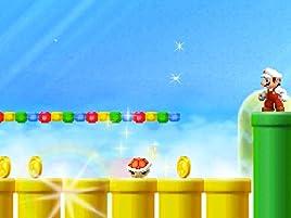 Amazon com: Watch Clip: New Super Mario Bros  2 Gameplay
