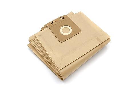 vhbw 10 bolsa papel para aspirador robot aspirador multiusos WAP ...