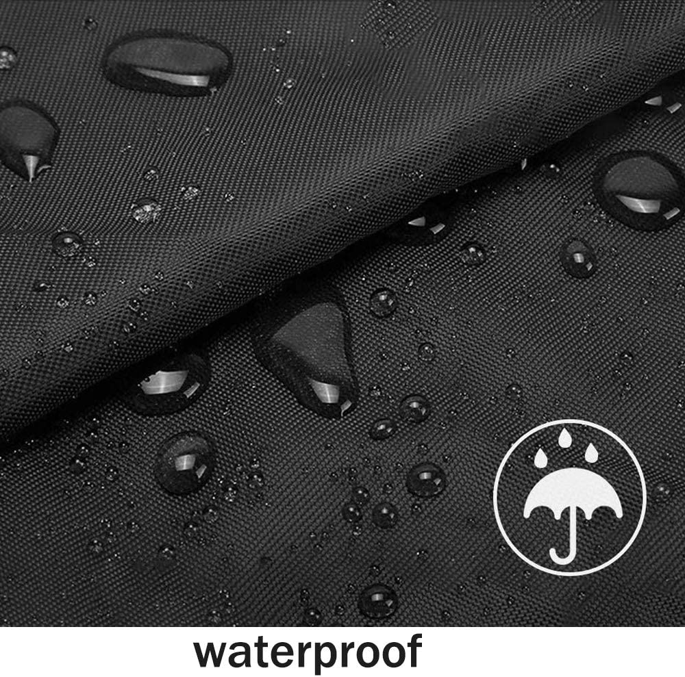 Waterproof Sunscreen Breathable Oxford Fabric AKEfit Outdoor Parasol Cover Extra Large Cantilever Umbrella Cover with Zip