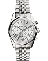 Michael Kors Womens MK5555 - Vintage Classic Lexington Chronograph