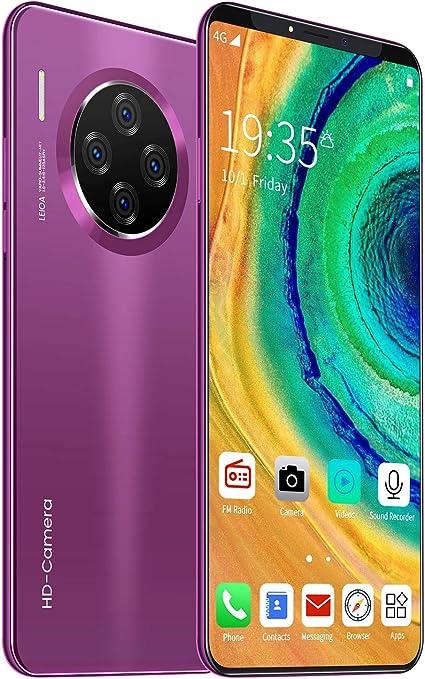 RONSHIN Mate33 Pro - Pantalla HD para smartphone (6,1 pulgadas, 8 G + 128 G, memoria 16 MP + 32 MP, 4500 mAh, con sistema operativo Android 9.1): Amazon.es: Coche y moto