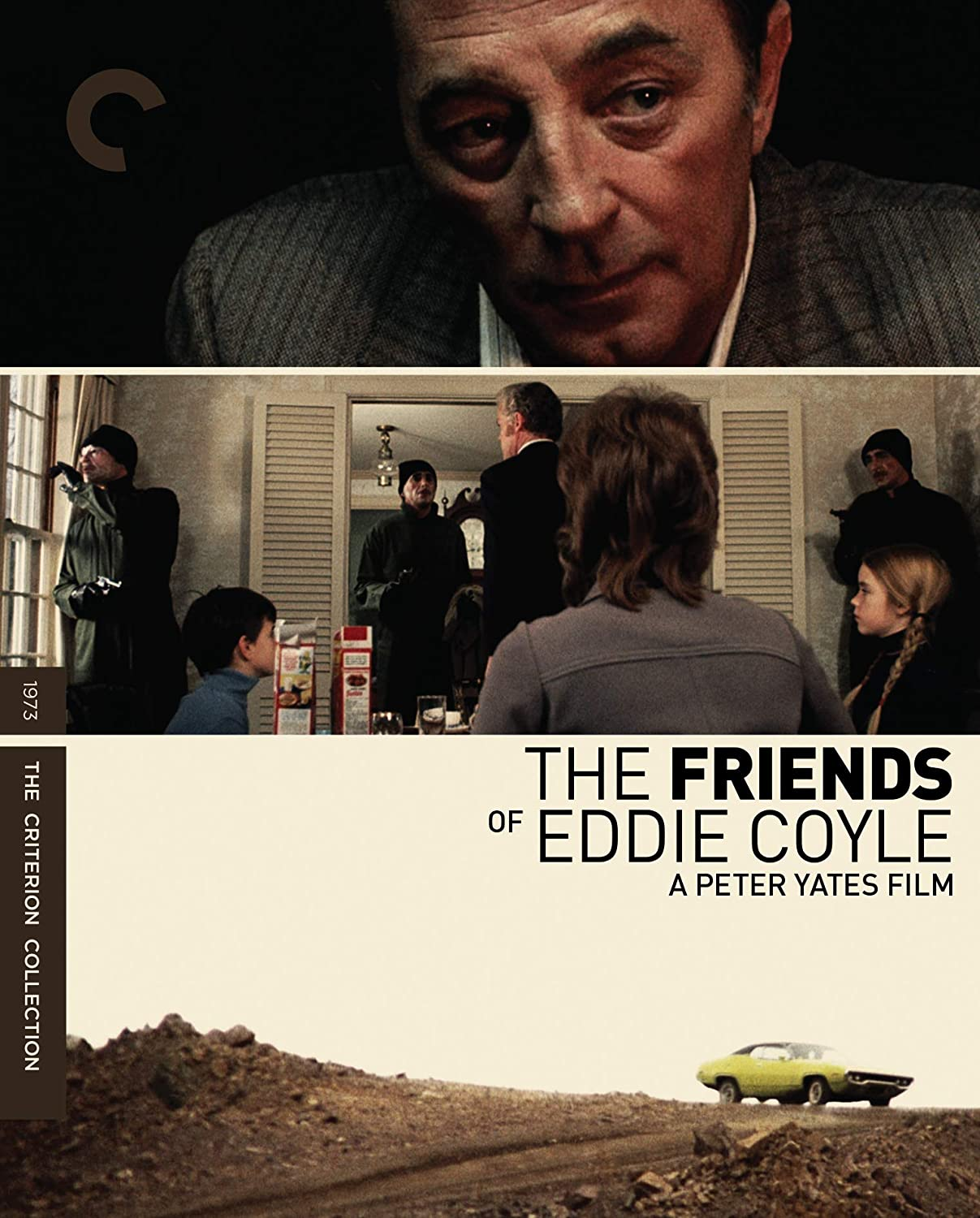 Amazon com: The Friends of Eddie Coyle [Blu-ray]: Peter
