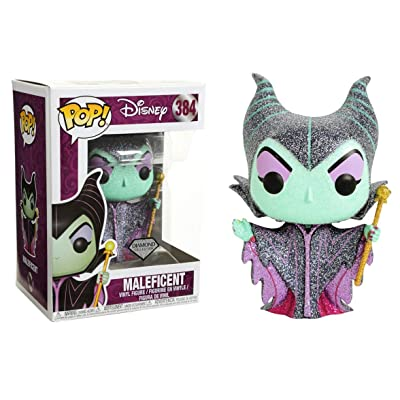 Funko Pop! Disney Maleficent #384 (Diamond Collection): Toys & Games