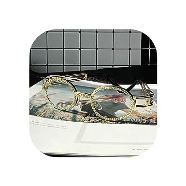 GO-SAMSARA Sunglasses Gafas de sol vintage con diamantes ...