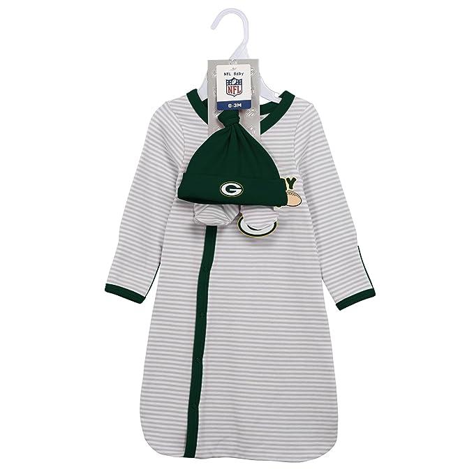 bb7f0a9b8 Amazon.com   NFL Newborn Gown