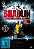 Shaolin - Die unbesiegbaren Kämpfer [2 DVDs]