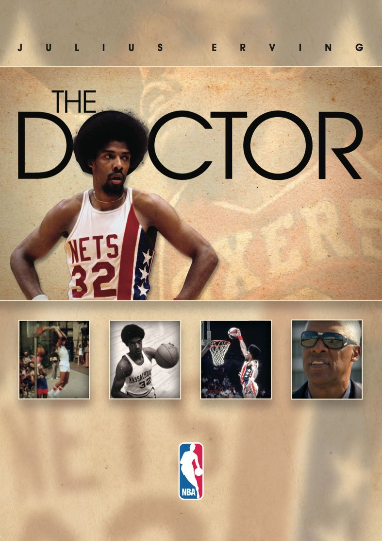 Amazon The Doctor Julius Dr J Erving Nba Movies & TV