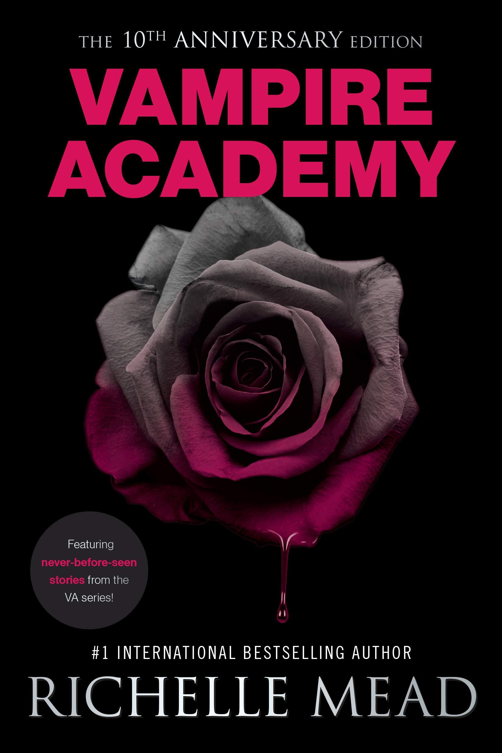 Vampire Academy 10th Anniversary Edition ebook