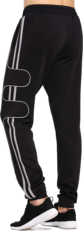 FITTOO Pantaloni Jogging Uomo Palestra Sport Casual Tuta Pantalone