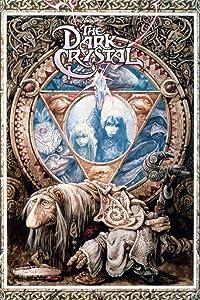 Aquarius NMR The Dark Crystal Fantasy Adventure Movie Jim Henson and Frank Oz One Sheet Poster 24x36 inch