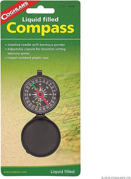 Coghlan/'S Pocket Compass Metal