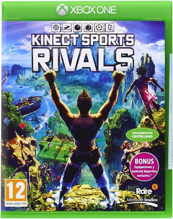 Kinect Sports Rivals: Amazon.es: Videojuegos