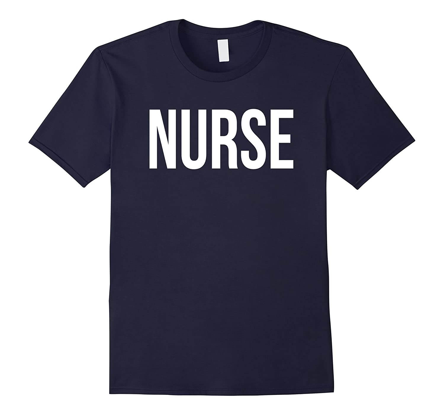 Awesome Nurse T-shirt Best Nurse Costume Ever-PL