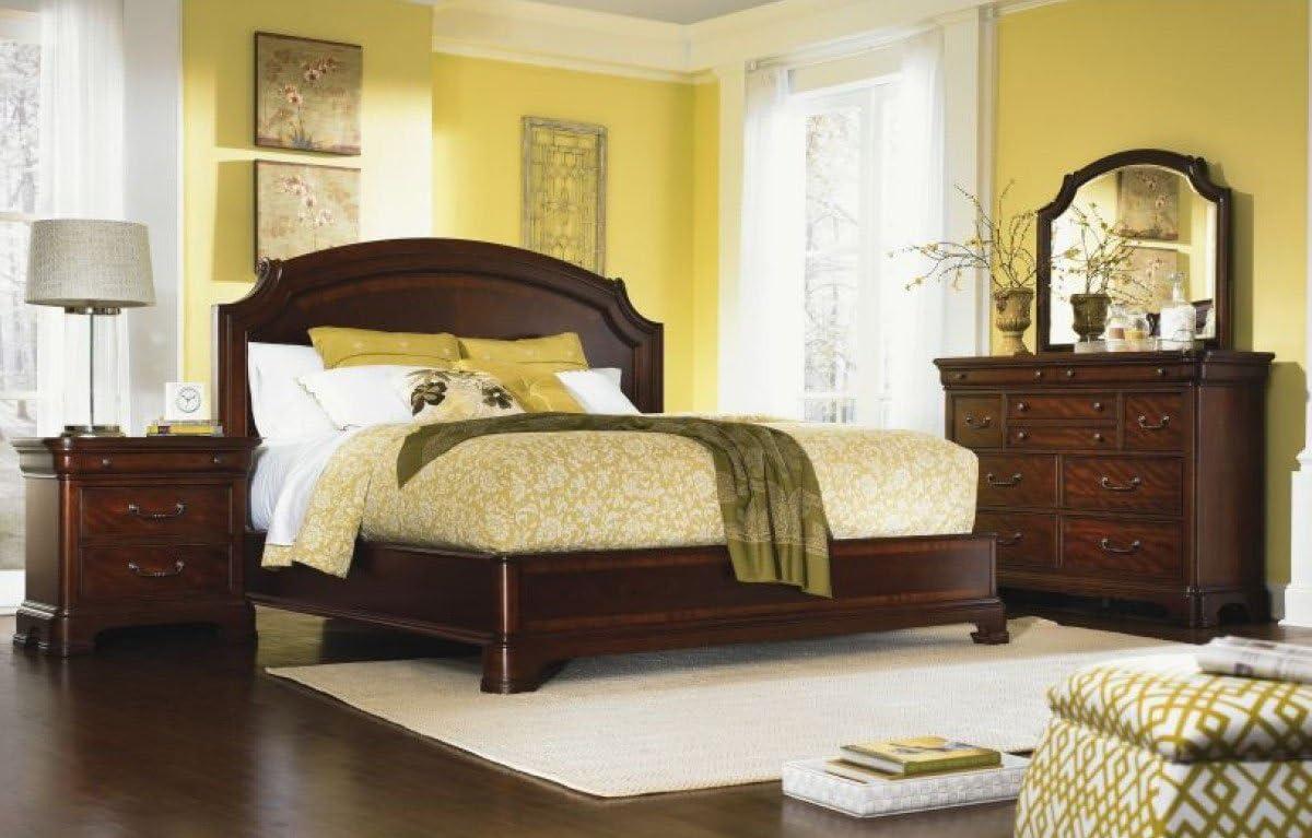 Amazon Com Legacy Classic Evolution 5 Piece Platform Bedroom Set