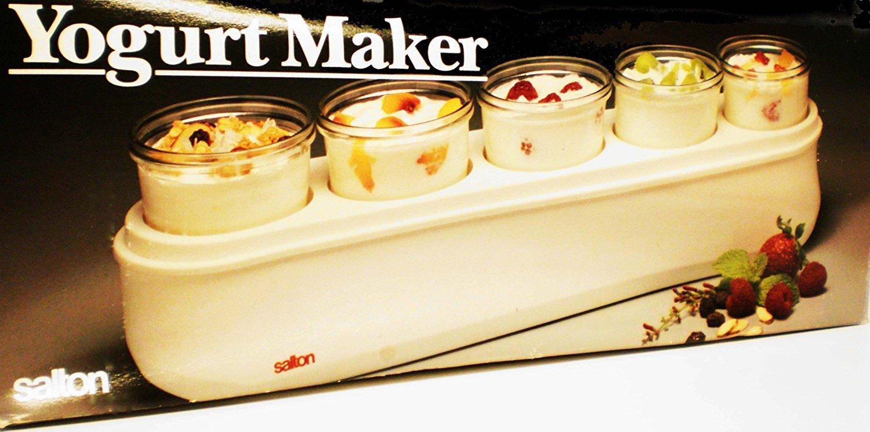 Yogurt Maker GM-5W by Salton