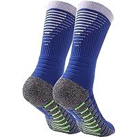Manbozix Calcetines de Hombre Calcetines Deportivos Transpirables Calcetines