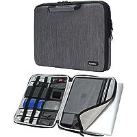 iCozzier 13-13,3 Pulgadas Handle Funda para portátil/Accesorios electrónicos