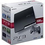 PlayStation 3 (320GB) チャコール・ブラック (CECH-2500B)【メーカー生産終了】