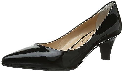 Evita Escarpins femme - Noir - Noir, 35 EU (2.5 UK) EUEvita Shoes