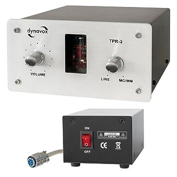 Plata Dynavox Tpr-2 Convertidor De Sonido Klangaufbereiter ...