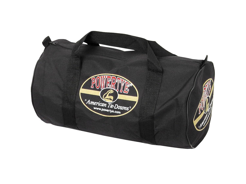 Black PowerTye/® Mfg Large Storage Bag
