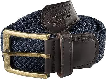 Jack Pyke Countryman - Cinturón elástico - Azul marino: Amazon.es: Ropa y accesorios