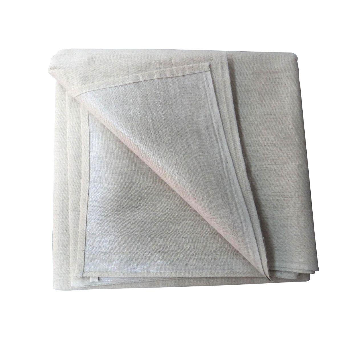 No Nonsense Poly-Backed Dust Sheet 12' x 9'