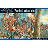 Black Powder - American War Of Independence - Woodland Indians Tribe (28mm)