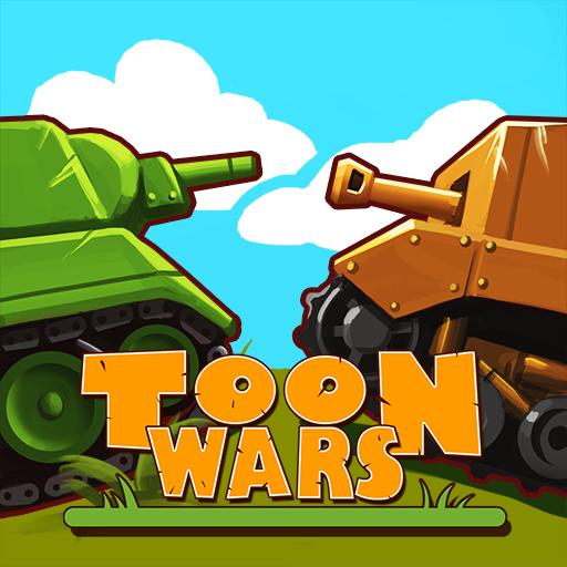 Toon Wars: Battle tanks online (Best Space Combat Games)