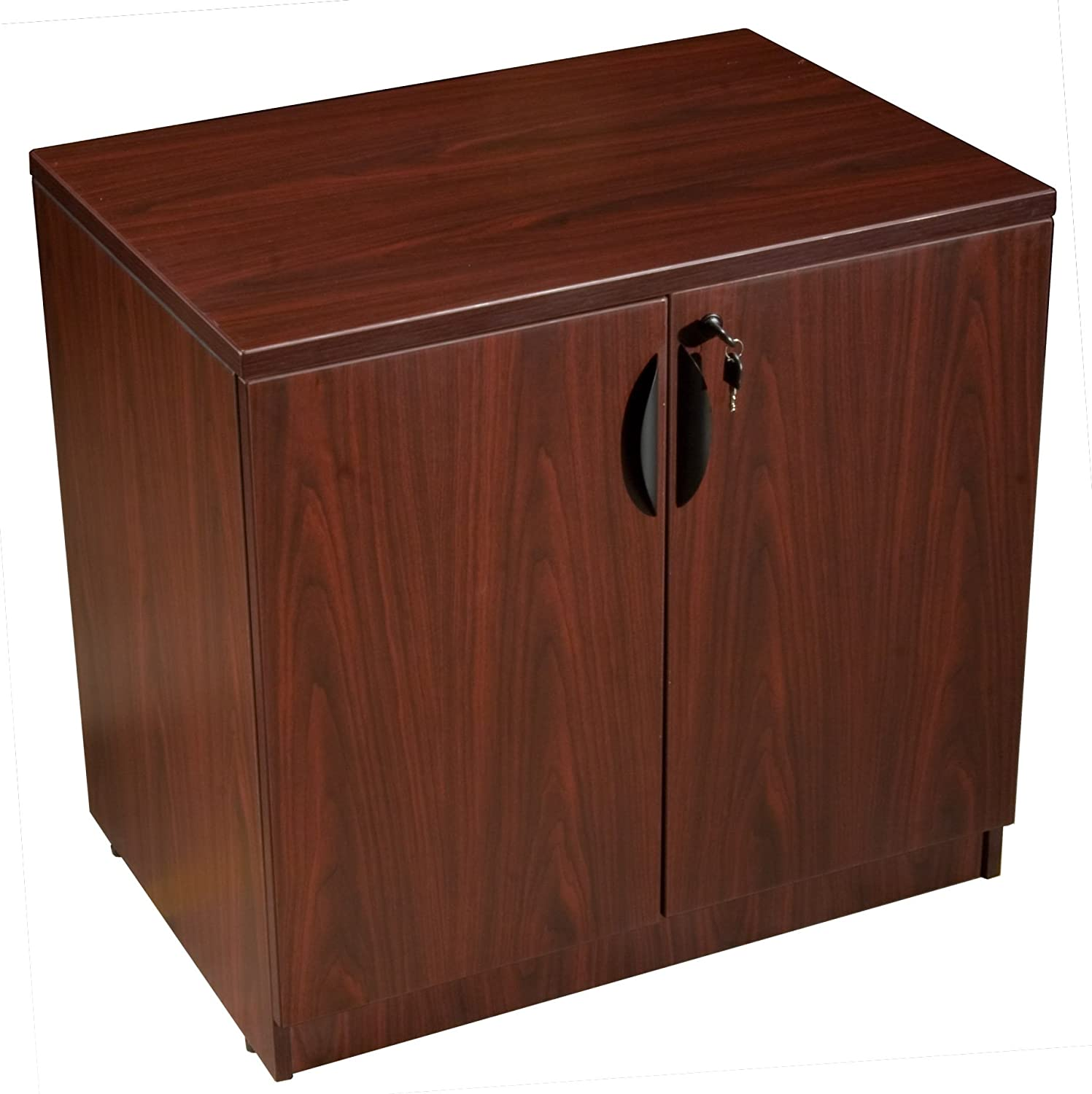 small office cabinet. Amazon.com: Boss Office Products Storage Cabinet, Mahogany: Kitchen \u0026 Dining Small Cabinet A