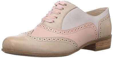 7658ff922df Clarks Hamble Oak Womens Brogue Shoes 9 Dusty Pink  Amazon.co.uk ...