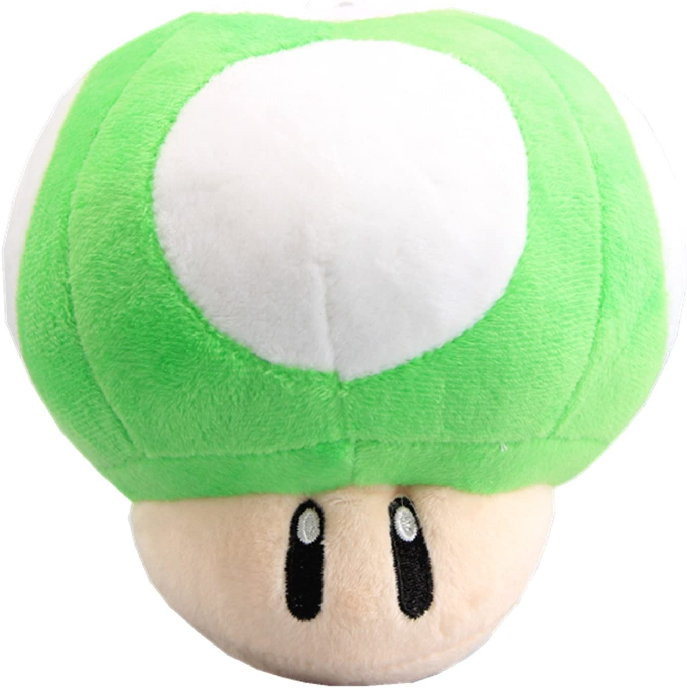 Amazon Com Uiuoutoy Super Mario Bros Green 1 Up Mushroom Stuffed