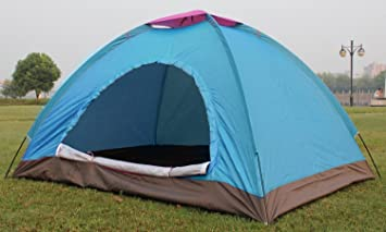 Petrice 4 Person Portable Picnic C&ing Tent Portable Waterproof Tent Outdoor And C&ing Tent & Petrice 4 Person Portable Picnic Camping Tent Portable Waterproof ...